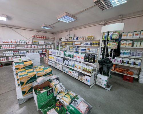 Agrosuministros instalaciones